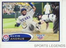 Buy 2012 Opening Day #197 Elvis Andrus