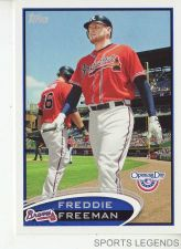 Buy 2012 Opening Day #210 Freddie Freeman