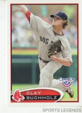 Buy 2012 Opening Day #218 Clay Buchholz
