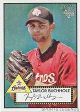 Buy 2006 Topps 52 Style #79 Taylor Buchholz