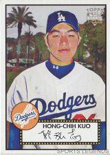 Buy 2006 Topps 52 Style #81 Hong-Chih Kuo
