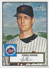 Buy 2006 Topps 52 Style #84 John Maine
