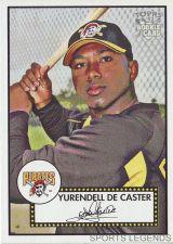 Buy 2006 Topps 52 Style #85 Yurendell De Caster