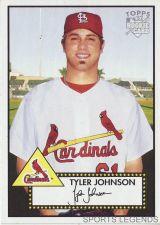 Buy 2006 Topps 52 Style #90 Tyler Johnson