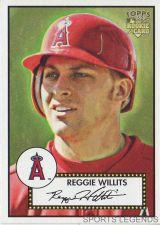 Buy 2006 Topps 52 Style #95 Reggie Willits
