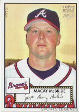 Buy 2006 Topps 52 Style #97 Macay McBride