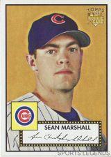 Buy 2006 Topps 52 Style #99 Sean Marshall