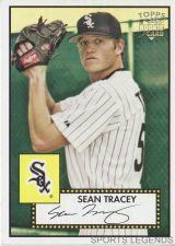 Buy 2006 Topps 52 Style #100 Sean Tracey