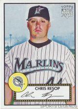 Buy 2006 Topps 52 Style #105 Chris Resop