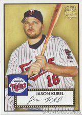 Buy 2006 Topps 52 Style #109 Jason Kubel