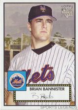 Buy 2006 Topps 52 Style #110 Brian Bannister