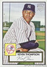 Buy 2006 Topps 52 Style #111 Kevin Thompson
