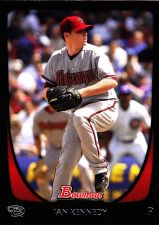 Buy Ian Kennedy #185 - Diamond Backs 2011 Bowman Baseball Trading Card