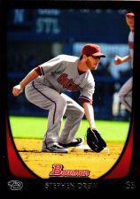 Buy Stephen Drew #100 - Diamond Backs 2011 Bowman Baseball Trading Card