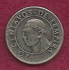 Buy Honduras 20 Centavos 1991 de Lempira Coin (Lempira Brave)