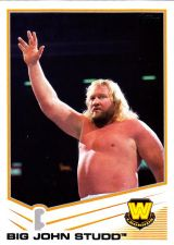 Buy Big John Studd #86 - WWE 2013 Topps Wrestling Trading Card
