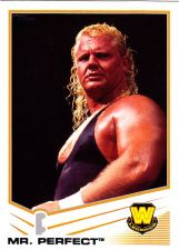 Buy Mr Perfect #99 - WWE 2013 Topps Wrestling Trading Card
