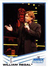 Buy William Regal #83 - WWE 2013 Topps Wrestling Trading Card