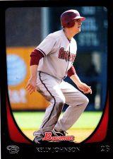 Buy Kelly Johnson #162 - Diamond Backs 2011 Bowman Baseball Trading Card