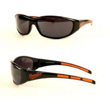 Buy MLB Baltimore Orioles 3 Dot Sunglasses Team Logo Series Sport Wrap Style