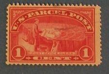 "Buy 1913 USA ""Parcel Post"" Stamp"
