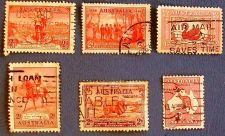 "Buy 1930's Australia ""A Variety Packet"" Stamps"