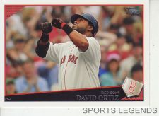Buy 2009 Topps #50 David Ortiz