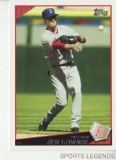 Buy 2009 Topps #77 Jed Lowrie