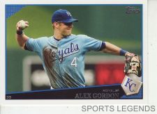 Buy 2009 Topps #145 Alex Gordon