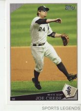 Buy 2009 Topps #255 Joe Crede