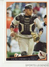 Buy 2009 Topps #288 Guillermo Quiroz
