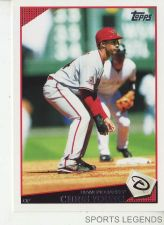 Buy 2009 Topps #335 Chris Young