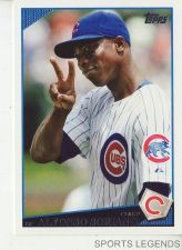 Buy 2009 Topps #400 Alfonso Soriano
