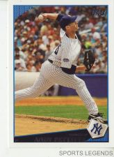 Buy 2009 Topps #418 Andy Pettitte
