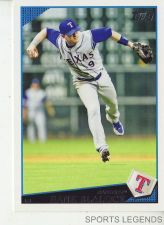 Buy 2009 Topps #422 Hank Blalock