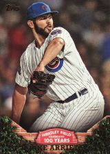 Buy 2016 Topps 100 Years of Wrigley Field #5 - Jake Arrieta - Cubs