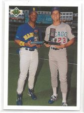 Buy KEN GRIFFEY JR * Single Card Sale* 1993 UD FINAL #79F Ryne Sandberg