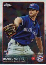 Buy 2015 Topps Chrome #87 - Daniel Norris - Blue Jays