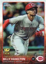 Buy 2015 Topps Chrome #103 - Billy Hamilton - Reds