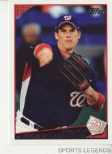 Buy 2009 Topps #477 Josh Willingham