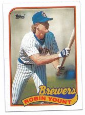 Buy 1989 topps #615 robin yount