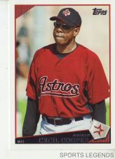 Buy 2009 Topps #562 Cecil Cooper