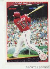 Buy 2009 Topps #608 Cristian Guzman