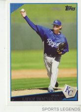 Buy 2009 Topps #649 Luke Hochevar