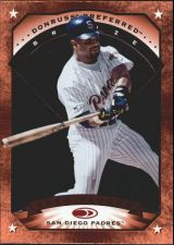 Buy 1997 donruss #39 greg vaughn
