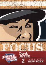 Buy 2012 Triple Play #253 - Derek Jeter - Yankees