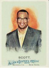 Buy 2010 Allen & Ginter #144 - Stuart Scott - Sportscaster