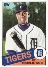 Buy 2013 Topps Archives #108 - Austin Jackson - Tigers