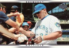 Buy 2007 Upper Deck #799 - Kevin Mench - Brewers