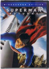 Buy SUPERMAN RETURNS DVD IS NEW FACTORY SEALED